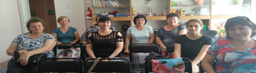 Августовское секционное заседание музыкальных руководителей ДО
